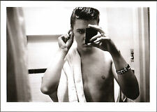 FOTO PHOTO - ALFRED WERTHEIMER - ELVIS PRESLEY. NEW YORK, 1956 - RITRATTO