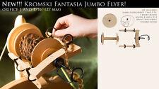 Jumbo Flyer KIT Kromski Fantasia Wheels Unfinished FREE Shipping