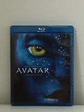 Avatar BLU-RAY AND DVD set. Used BUT in like new condition