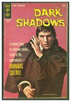 Dark Shadows #2 VG Gold Key 1969 Jonathan Frid Photo Cover