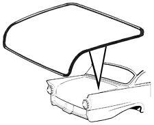 1952-1959 FORD CAR TRUNK LID SEAL                               PART# BA-7043720