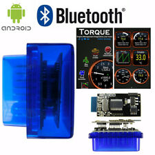 OBD2 Scanner Bluetooth OBDII Code Reader Car Scan Tool For Android Torque ELM327