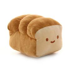 "Cotton Food Bread 37cm 14"" Cushion Pillow Plush Toy Doll"