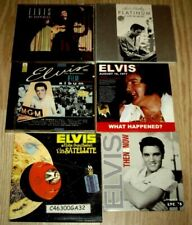 6 x CD ELVIS PRESLEY Promo Platinum A Life In Music Aloha From Hawaii Japan