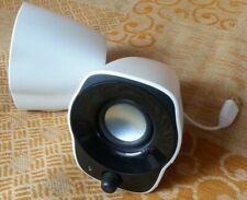 Logitech Z120 Weiß PC Notebook Laptop Soundsystem Lautsprecher Speaker USB Boxen