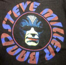 STEVE MILLER BAND concert lrg tee Joker's Choice psychedelic 1996 rock T shirt