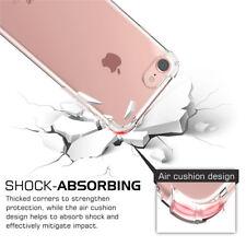 iPhone 8 Transparent MIT PANZERGLAS Handyschale Eckenschutz Case Schutzhülle