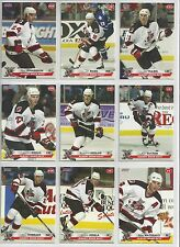 2002-03 Albany River Rats (AHL) Choice Marketing Mikko Jokela