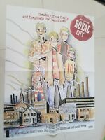 "ROYAL CITY PROMO POSTER 2016 18"" x 24"" FOLDED PROMOTIONAL IMAGE COMICS UNUSED"