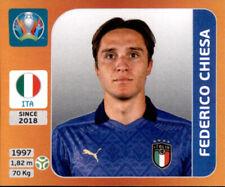 Panini EM EURO 2020 Tournament 2021 Sticker 28 - Federico Chiesa - Italien