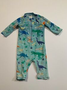 Baby Size 18-24 months Mini BODEN Surf Swim Suit One Piece Dinosaurs