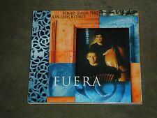 Fuera by Jean-Louis Matinier/Renaud García-Fons (CD, Nov-1999, Enja)