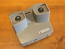 Vintage 3D View-Master ViewMaster GAF Model H Lighted Square Belgium Version