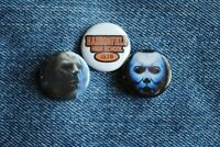 "Halloween Michael Myers Movie Buttons Pins Badge 1"" pinback Horror Haddonfield"