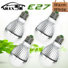 4X Warm White 7W 110V E27 E26 Home LED RV Boat Factory Energy Saving Bulb Lights