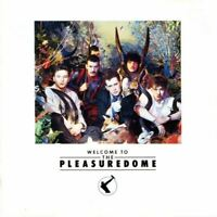 FRANKIE GOES TO HOLLYWOOD welcome to the pleasuredome (CD, album, first issue)