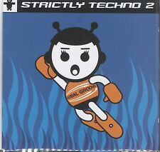 Strictly Techno 2  cd vgc