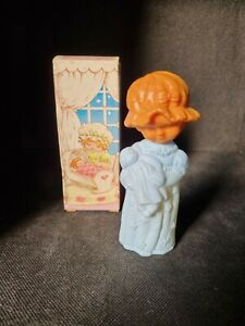 VINTAGE AVON PERFUME DECANTER - LITTLE DREAM GIRL - ORIGINAL BOX