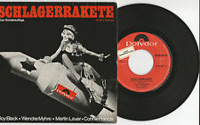 "SCHLAGERRAKETE 7"" EP Single 1966 Roy Black/Connie Francis/Wencke Myhre/M.Lauer"