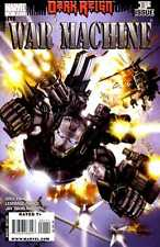 War Machine Dark Reign #1 Greg Pak Marvel Comics USA Iron Man Tony Stark NM