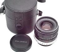 Fuji Fujinon-W 35mm f2.8 (M42, Screw Mount) <<< NEAR MINT >>>