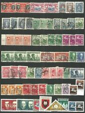 Lithuania from 1919 year  nice selections old stamps mint/used