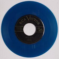 TITO GUIZAR y SU ORQUESTA: Cuatro Milpas / Palabaras de Mujer RCA '49 Latin 45