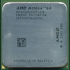 CPU AMD Mobile Athlon 64 3200+ ADA3200DEP4AW processore per notebook