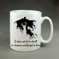 Harry Potter Quote Mug Present Gift Wizards Hogwarts Ron Hermione