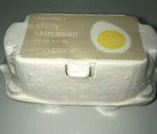 New RARE Sealed Tony Moly Egg Pore Shiny Skin Soap Carton Facial Cleanser Soaps