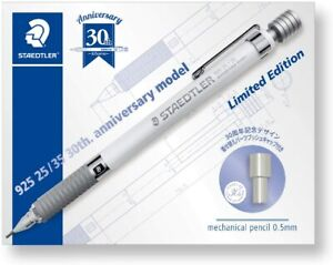 STAEDTLER 925 35, 0.5mm, 30th Anniversary Limited Edition, Pearl White