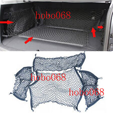 4x For Subaru Legacy 1990-21 Car Rear Trunk Cargo Organizer Storage Net Frame