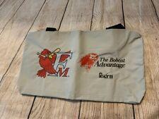Fargo Moorhead Redhawks FM REDHAWKS SGA Duffel Bag Vintage