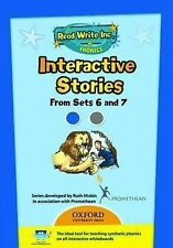 Read Write Inc. Phonics: Interactive Stories CD-ROM 3 Single User, Miskin, Ruth,