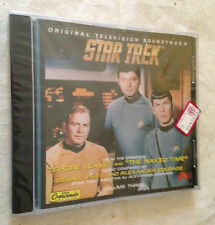 CD STAR TREK COLONNA SONORA SOUNDTRACK SHORE LEAVE THE NAKED TIME VOL. 3