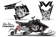 Sled Graphics Kit Decal Sticker Wrap For Polaris Pro RMK Rush 11-16 RELOADED W K