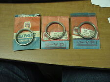 3 NOS BMC Intake Valve Seats Classic Morris Mini 68-80 970 1071 1275