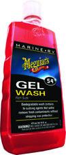 Meguiars Gel Wash Boat RV Marine Biodegradable 16oz