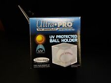 Ultra Pro UV Display Series - UV Protected Ball Holder - NEW - Free Shipping