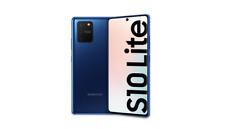 "SAMSUNG GALAXY S10 LITE PRISM BLUE 128 GB ROM DUAL SIM DISPLAY SUPER AMOLED 6.7"""
