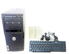 Genuine Dell Dimension 3100 Intel P4 2.80Ghz 2Gb Ram 500Gb Hdd Linux Pc System