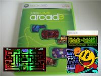 XBOX 360 - PAC-MAN CHAMPIONSHIP Edition pacman - TESTED  - Trusted UK Ebay Shop