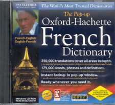 The Pop-up Oxford-Hachette French-English/English-Fr ench Dictionary on Cd-Rom