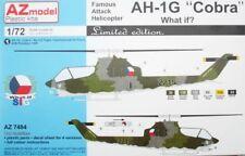 "AZ Model 1/72 Bell AH-1G Cobra ""What If?"" # 74084"