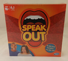 Hasbro Speak Out Board Game New & Sealed, No. 1 Selling Game UK Version Genuine