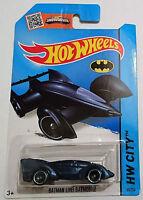 Hotwheels | Batman Live! | Batmobile | Blue