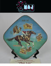The Bradford Exchange Phar Lap Collectors Plate COA * RARE* (Aussie Seller)