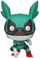 FUNKO POP! ANIMATION: My Hero Academia - Deku w/ Helmet [New Toy] Viny