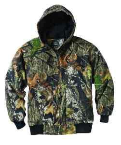 Wolf Mountain 36194-LBOYS Insulated Boys Jacket Large Mossy Oak Camo