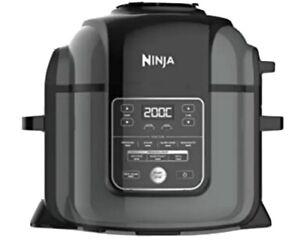 Ninja OP450UK Foodi Max Multi Cooker 7.5 Litres Black (Retail £230)